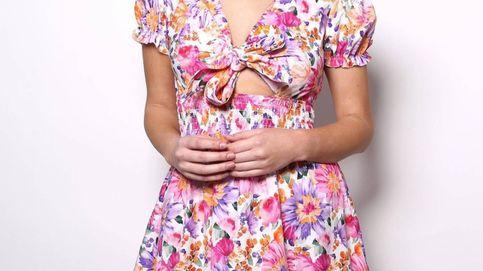 New Blanco ha vuelto y apostamos por este vestido de flores como ganador
