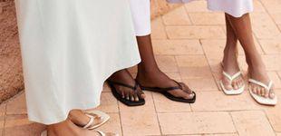 Post de Tres sandalias que puedes encontrar en Lefties por menos de 10 euros
