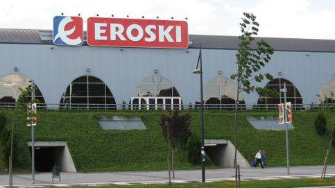 Eroski aumenta sus ingresos un 7% pero pierde un 44% del beneficio por el covid