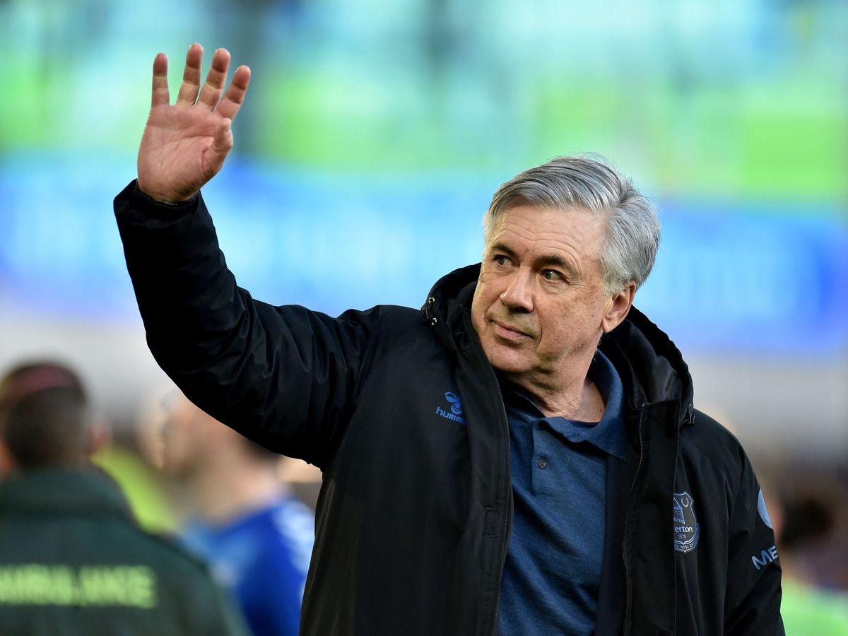 Foto: Carlo Ancelotti (Reuters)