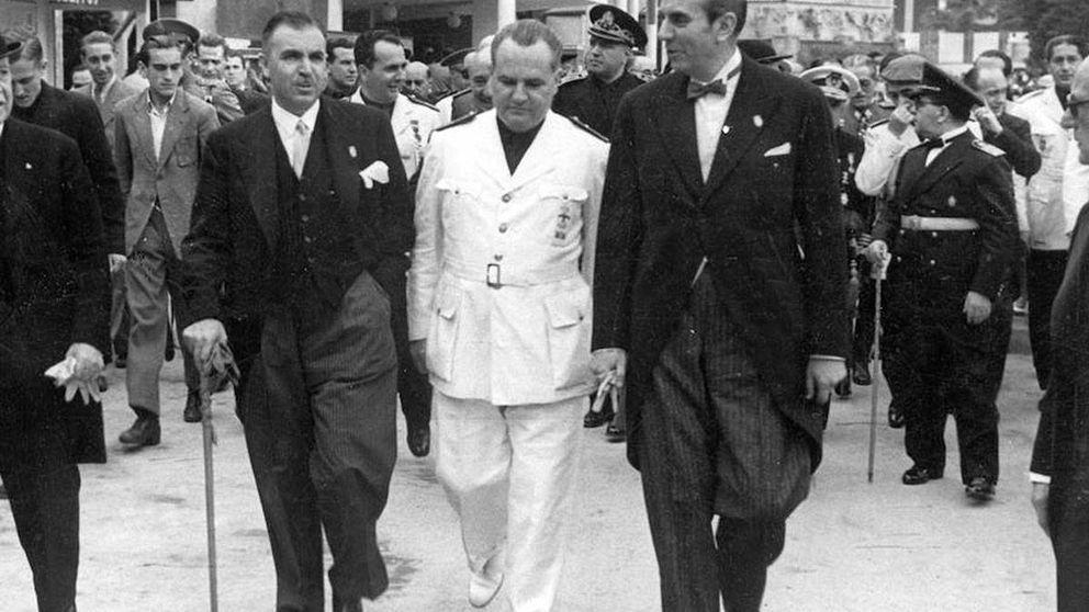 La aventura de Demetrio Carceller: petróleo y política en la España de Franco