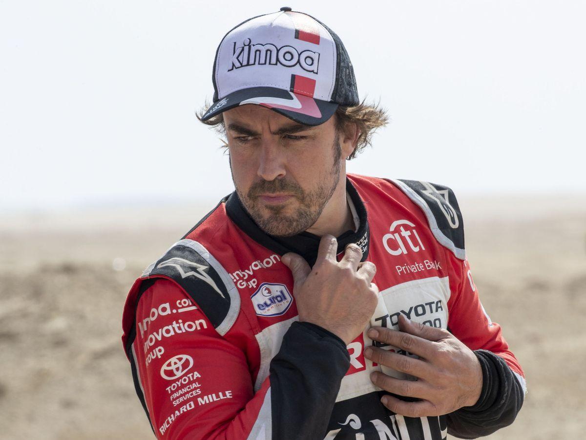 Foto: Fernando Alonso ya ha decidido su futuro para 2021. (EFE)