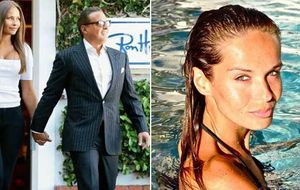 Chica Playboy y bisexual: así es Kasia Sowinska, la novia de Luis Miguel