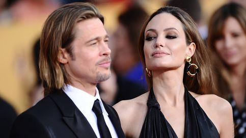 Las 'brujas', amigas de Angelina Jolie, que provocaron su divorcio de Brad Pitt