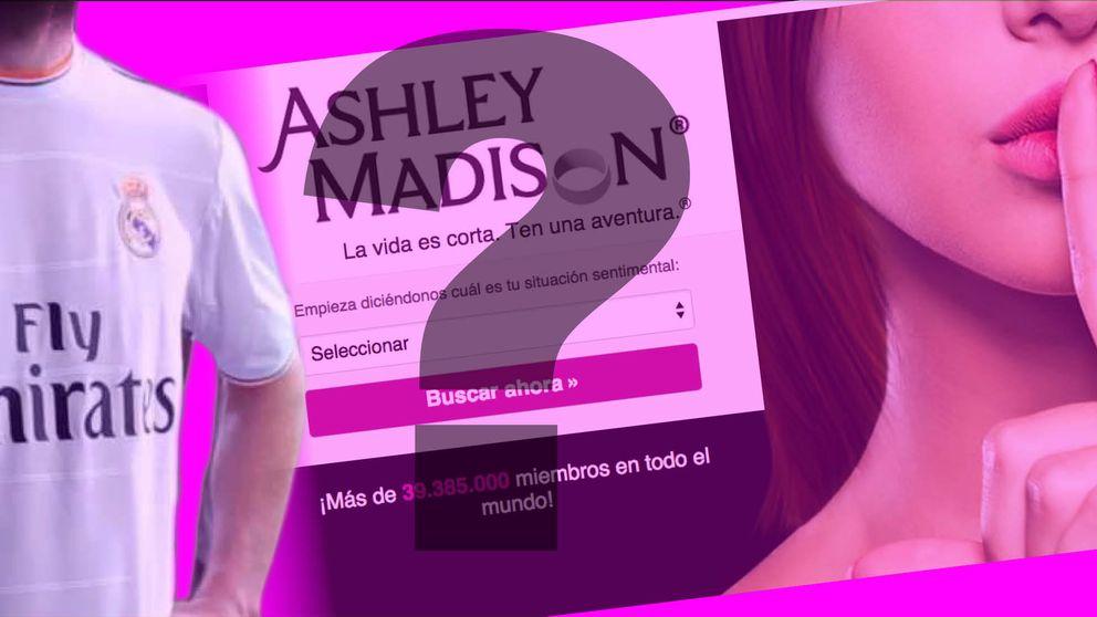 Un jugador del Real Madrid, en la lista de infieles de Ashley Madison