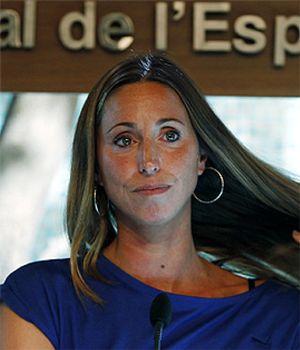 """Mengual: """"Anna Tarrés y yo no somos amigas, pero no le he hecho la cama"""""""