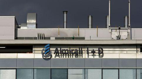 Almirall gana 42 M hasta junio, un 31% menos, y recorta sus estimaciones