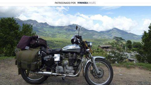 El año en que pudiste recorrer la India en moto