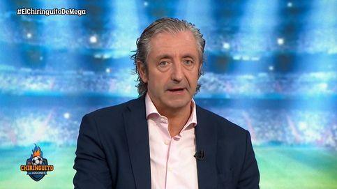 El lapsus de Josep Pedrerol en 'El Chiringuito de Jugones': ¿es un culé más?
