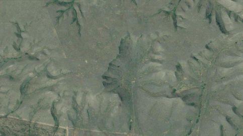 ¿Sabes qué son estos puntos geográficos vistos desde Google Maps?