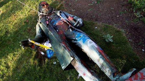 España trabaja con EEUU para rebajar la tensión tras los ataques a estatuas