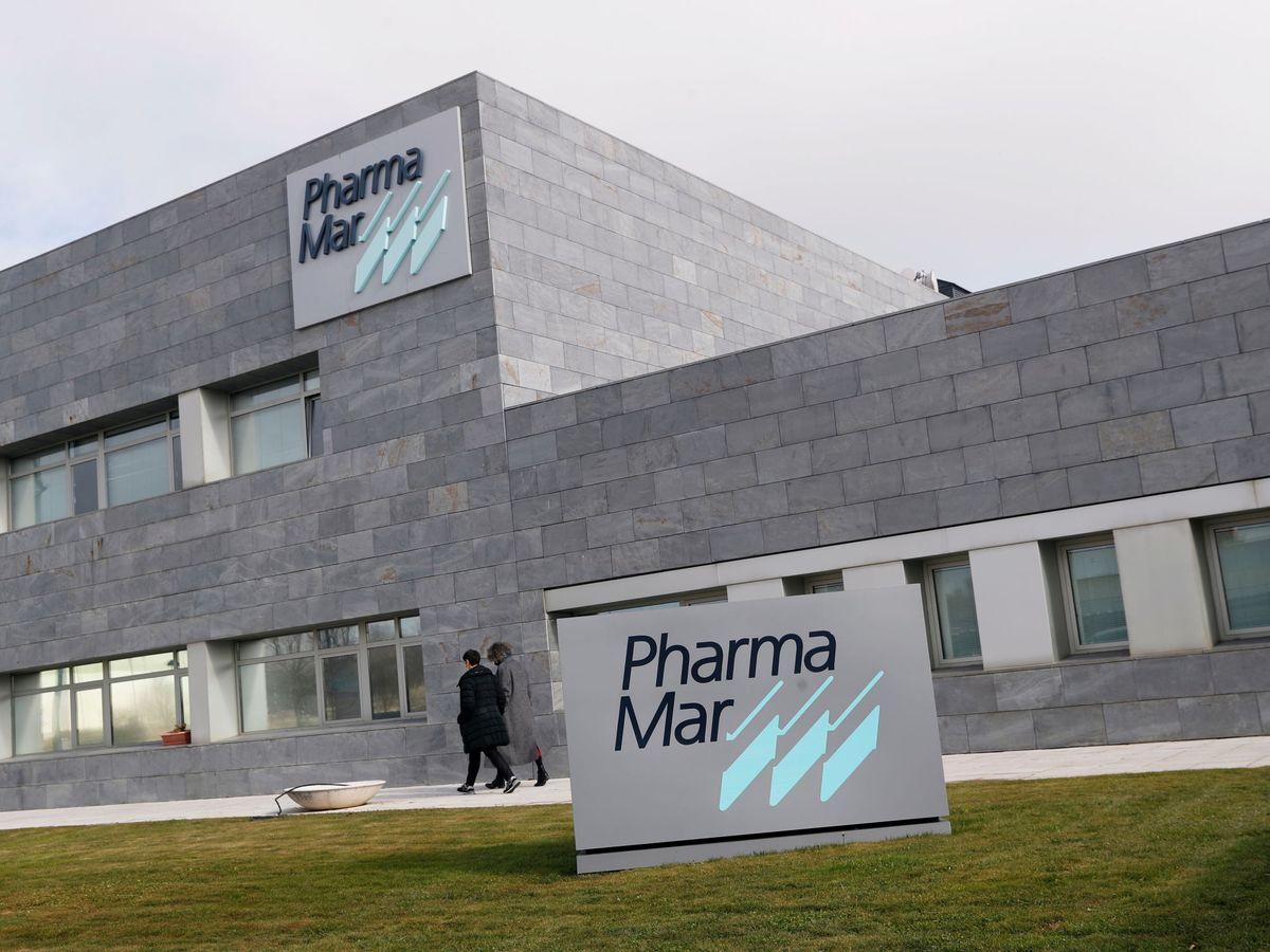 Foto: Sede de PharmaMar en Colmenar Viejo (Madrid). (Reuters)