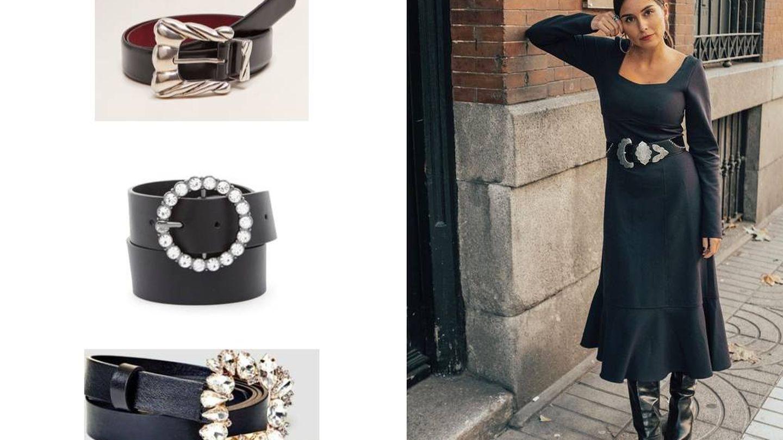Mira cómo lo lleva Erea Louro con vestido largo negro. (Instagram)