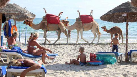 ¿Dónde se han ido los guiris? Túnez y los vuelos 'pagados' dejan KO nuestras playas