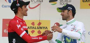 Post de Alberto Contador y Alejandro Valverde: no por mucho correr se llega antes