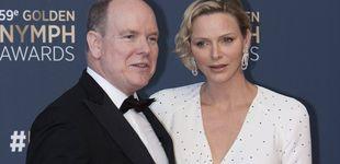 Post de Charlène de Mónaco se viste de diva de Hollywood en Montecarlo