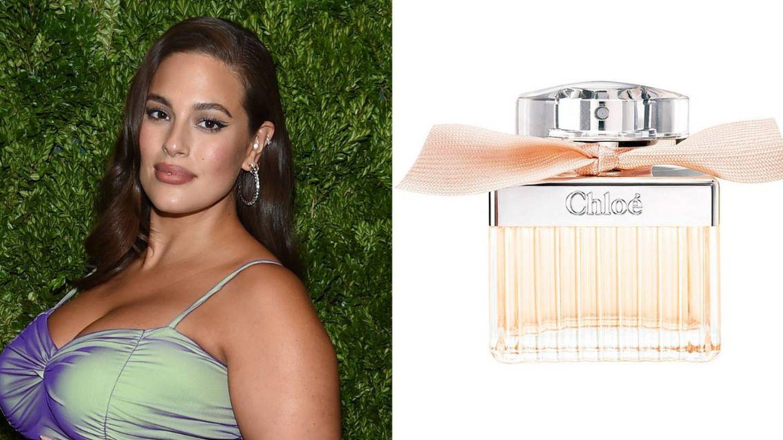 Ashley Graham prefiere el aroma atemporal de Eau de Parfum de Chloé.