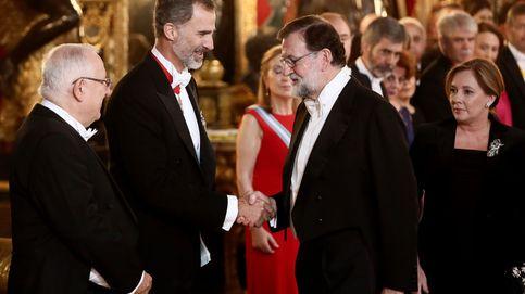 El presidente de Israel, ante el Rey en Palacio: España es un país para nosotros