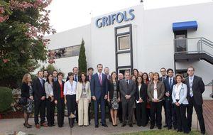 Grifols sigue de compras: adquiere el 21,3% de la belga TiGenix