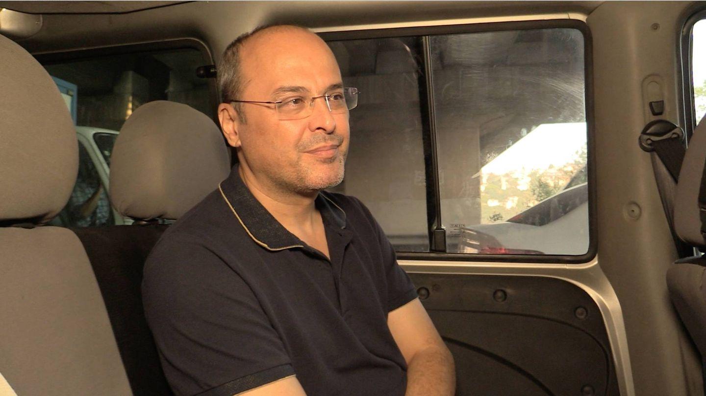 Bülent Sik, hermano del periodista acusado Ahmet Sik. (P. Cebrián)