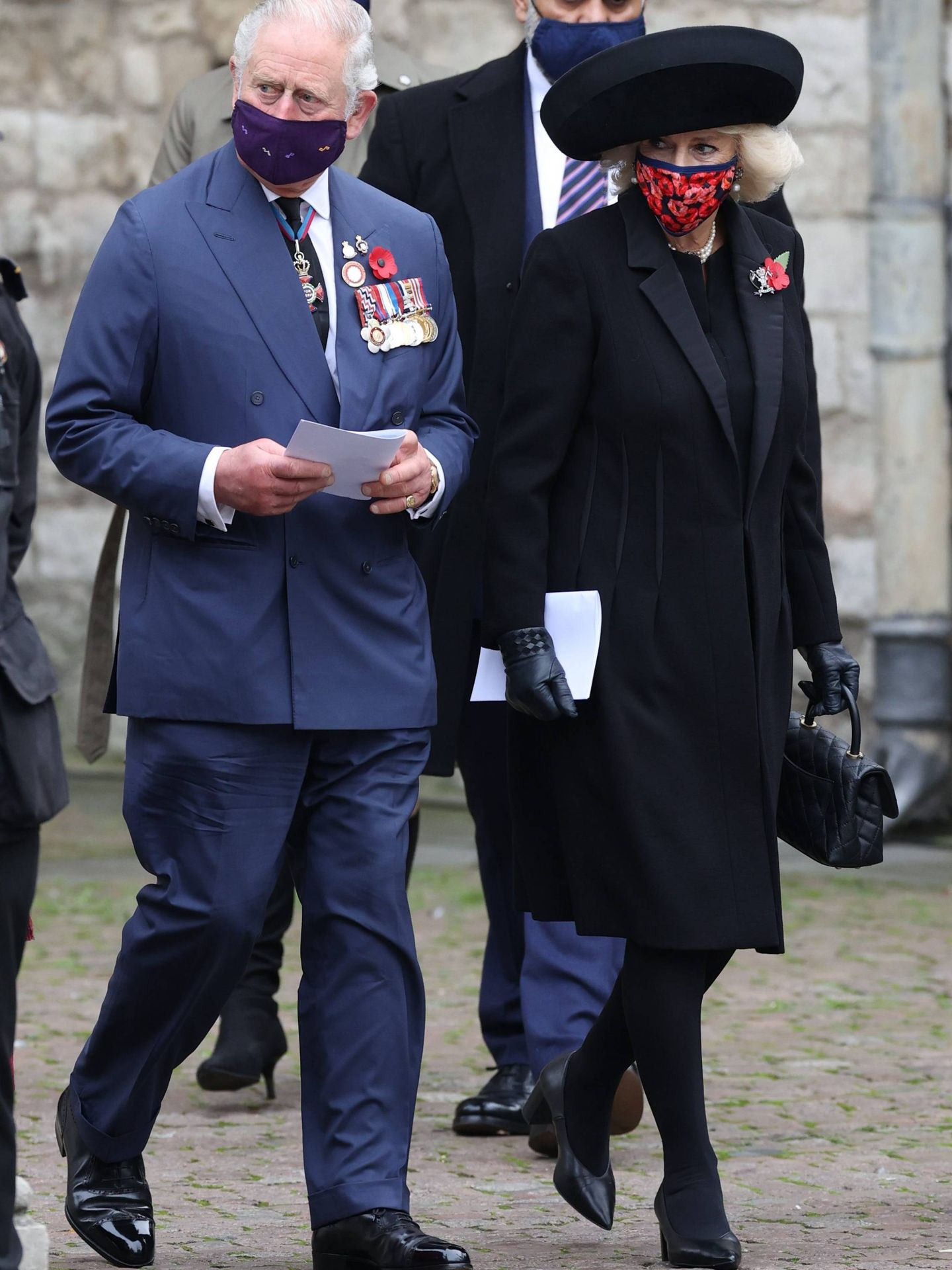 El príncipe de Gales y la duquesa de Cornualles. (CP)