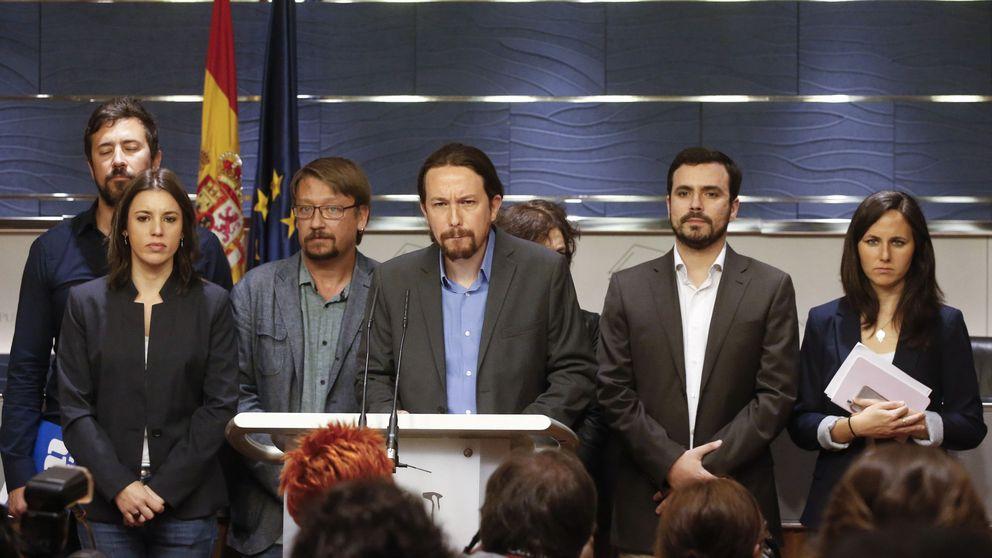 Podemos se queda solo en la moción contra Rajoy: PSOE y C's dicen no