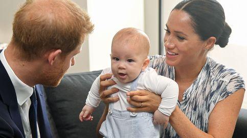 Archie, el bisnieto 'fantasma' al que Isabel II y el duque de Edimburgo no ven desde hace un año