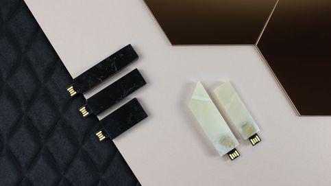 Un USB apto para hombres clásicos y desmemoriados