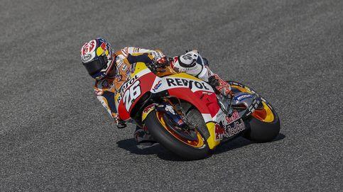Pedrosa triunfa y Lorenzo dedica su primer podio con Ducati a los que hablaron