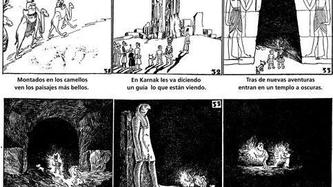 Un cómic español sirve de inspiración a los dibujantes árabes