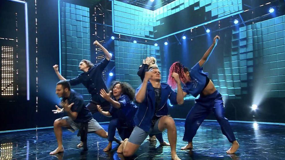 Foto: Imagen del programa 'Masters of Dance'.