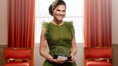 Victoria de Suecia, la 'heterosexual del año' y su maravilloso vestido de gala de H&M