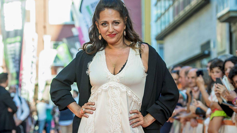 Yolanda Ramos, concursante de 'MasterChef Celebrity 4'. (Raúl Tejedor/RTVE)
