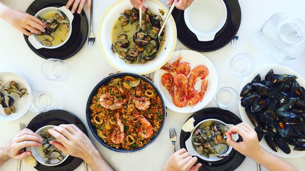 Foto: La gastronomía española triunfa allá donde va. iStock