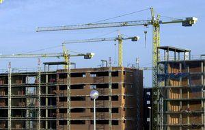 Los visados para construir nuevos pisos se hunden otro 31%