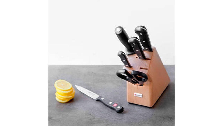 Taco Wüsthof Cocina con 6 Piezas Serie Gourmet