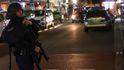 Al menos nueve muertos en dos tiroteos en la ciudad alemana de Hanau