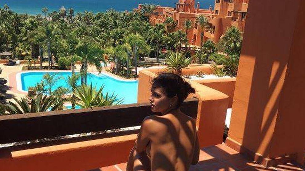 Cristina Pedroche muestra su pose más sexy durante sus vacaciones en Cádiz