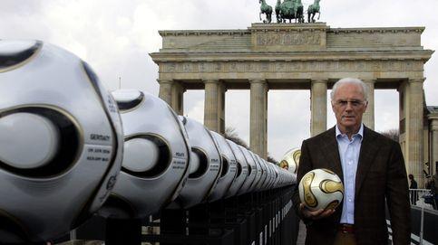 Franz Beckenbauer, investigado por corrupción en la Federación Alemana