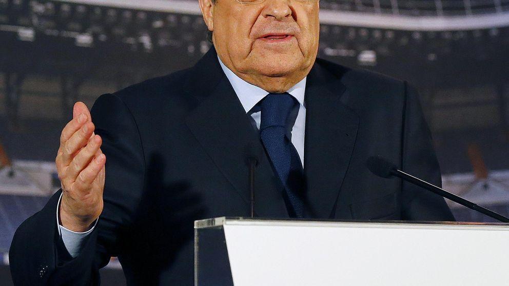 Florentino Pérez y las puertas giratorias en un Madrid de los hermanos March