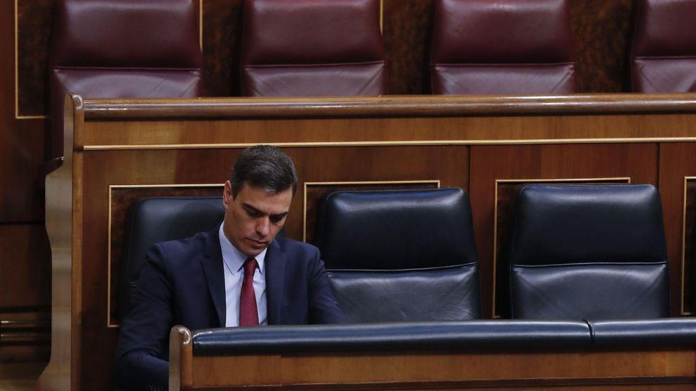 La alarma de Zapatero y los 30 días temerarios de Sánchez