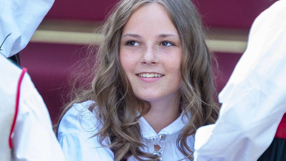 Foto: La princesa Ingrid Alexandra, en una imagen de archivo. (Getty)