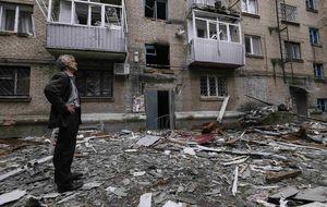 Los ángeles rescatadores de Ucrania
