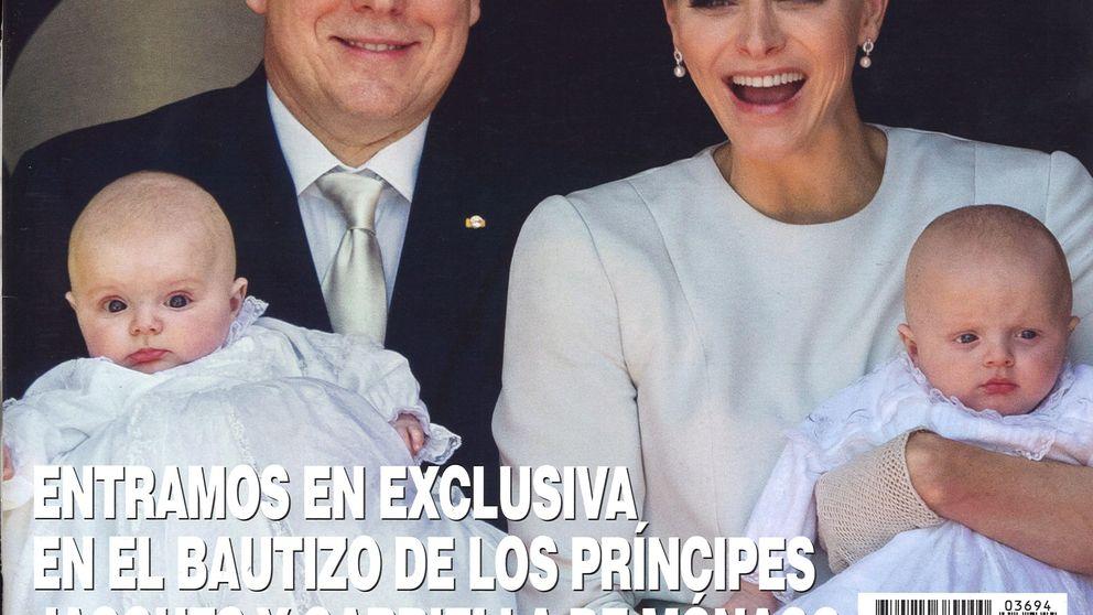 Las portadas de los miércoles: Cynthia Rossi, hija de Carmen Martínez-Bordiú, anuncia su boda