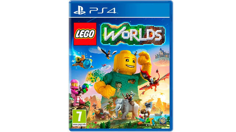 LEGO Worlds - Edición Estándar PlayStation 4