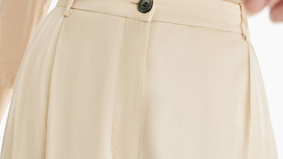 El pantalón estrella de este otoño es este de Uterqüe
