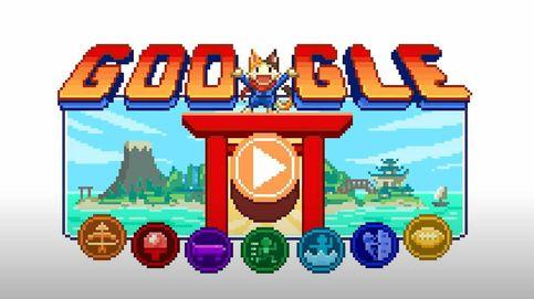 Los Juegos Olímpicos de Google: arranca el 'doodle' Champions Island Games de Tokio