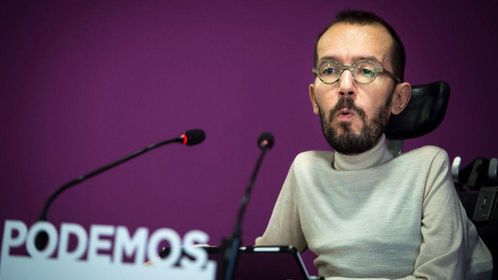 Un juzgado ratifica la sanción a Echenique por la contratación irregular de su asistente