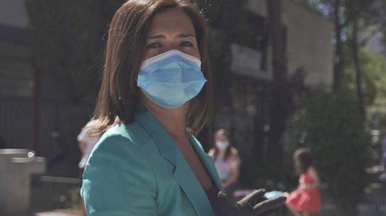 Alejandra Andrade salta a TVE con 'José Andrés. Cocina frente a la pandemia': Me he quedado impresionada con las colas del hambre