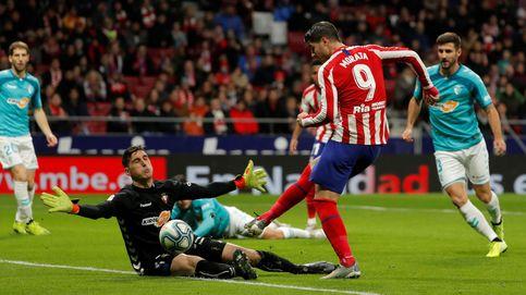 Atlético de Madrid - Osasuna en directo: resumen, goles y resultado
